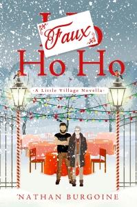 Faux Ho Ho Cover