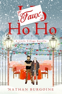 Faux Ho Ho Cover