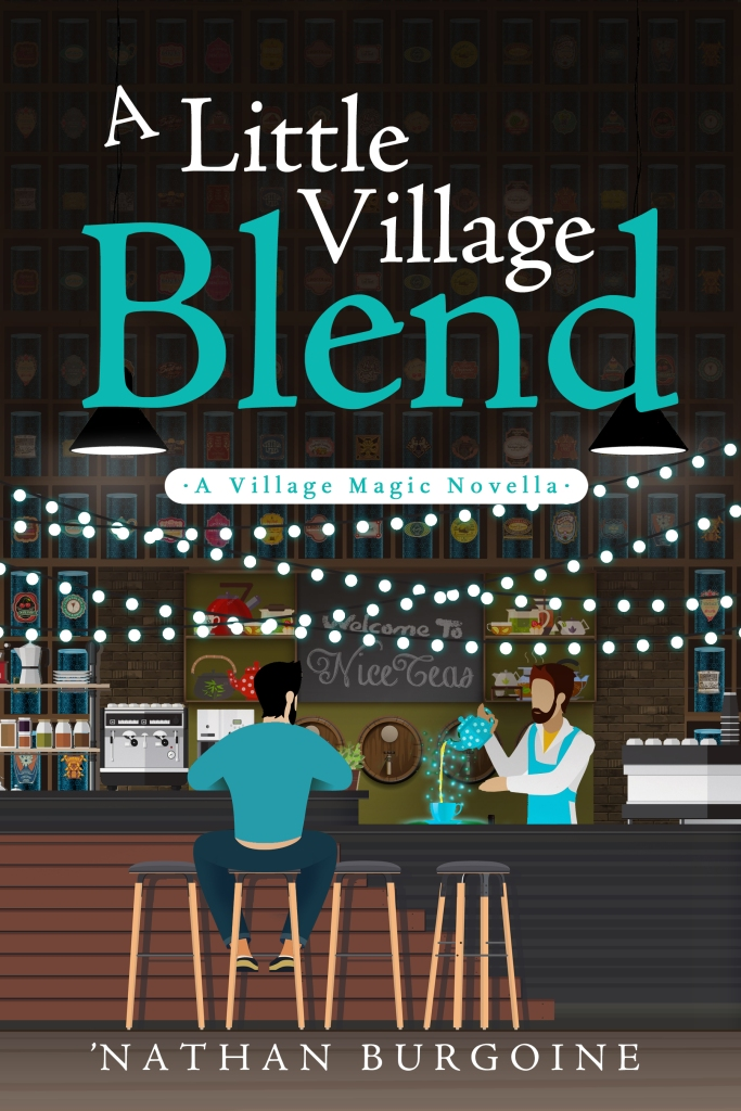 The cover of A Little Village Blend